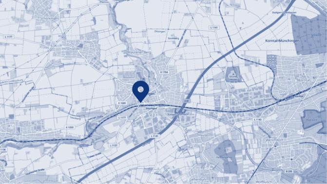 Kontakt Ingenieurvermessung von Hochbau und Industrieanlagen sowie Geomonitoring in Ditzingen
