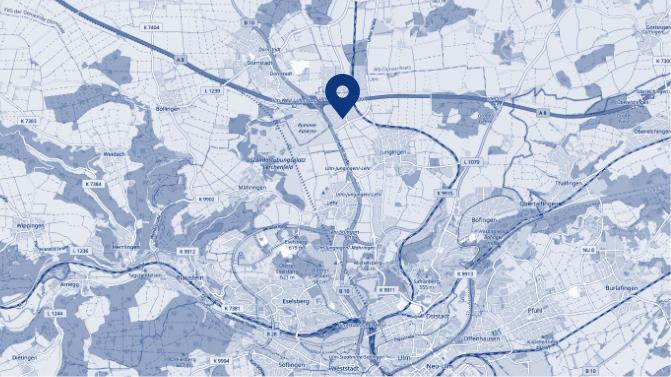Kontakt Ingenieurvermessung von Hochbau und Industrieanlagen sowie Geomonitoring in Ulm